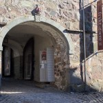 Fredriksten museum ligger i Østre kurtine på Fredriksten festning. Foto: Morten Aabø, Østfoldmuseene