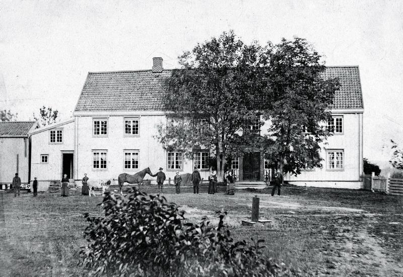 Ukjent sted. Fotograf ukjent / Østfold fylkes billedarkiv ØFB.2017-00246