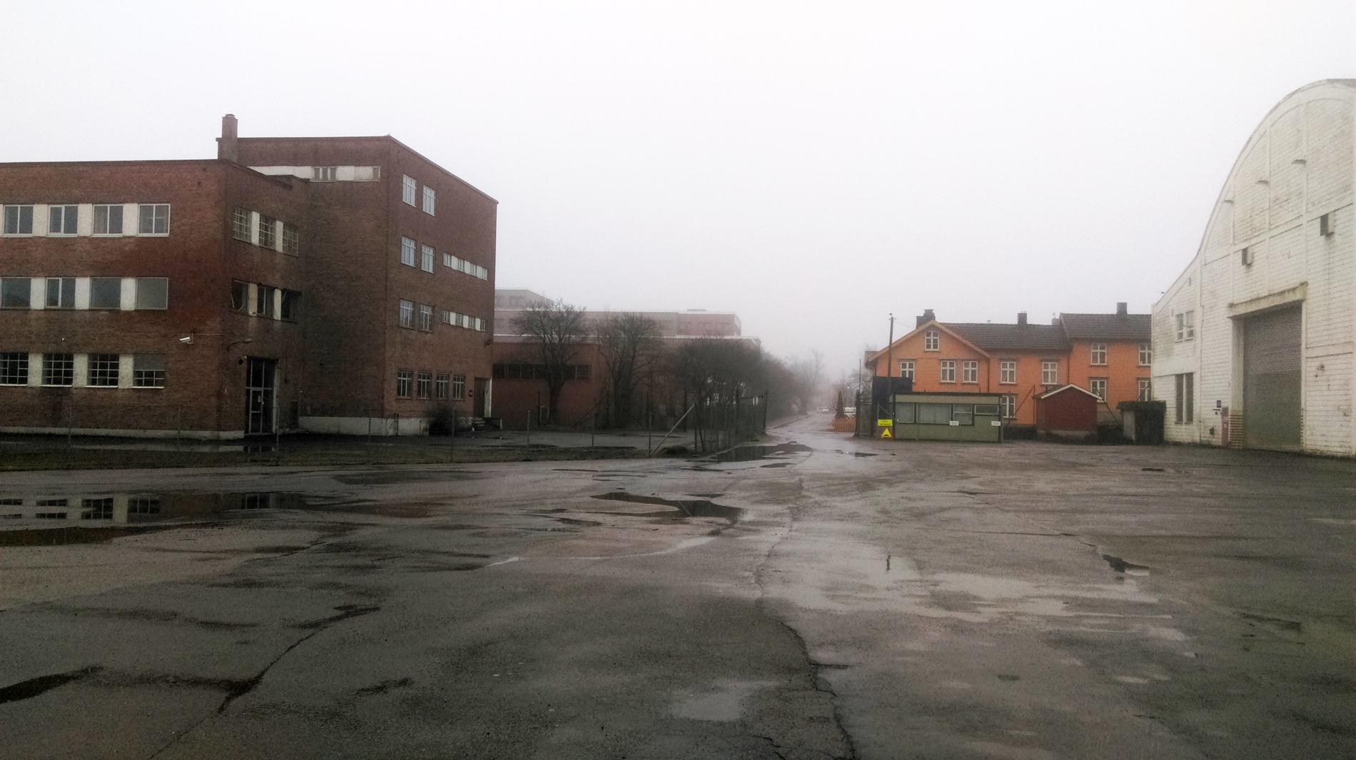 Fabrikkbygninger