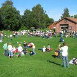 Stemningsbilde fra Barnas Dag 2006. Foto Tom Lauritsen.