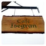 Café Isegran. Foto: Marie Camilla Olsen