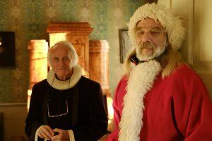 Både presten og fjøsnissen var å finne på herregården. Foto Gaute Jacobsen