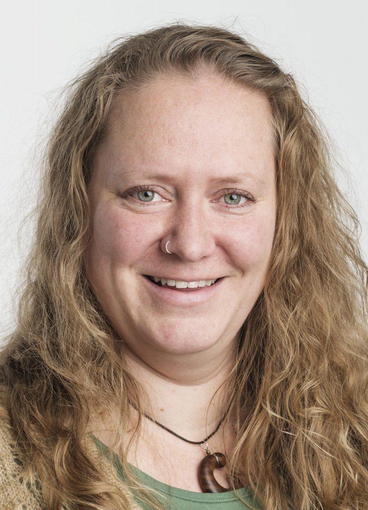 Juliane Derry. (Foto Øyvind Andersen, Østfoldmuseene)
