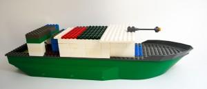 Hangarskip laget av Didrik