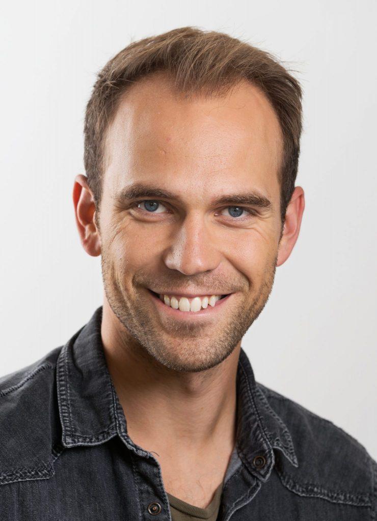 Vidar Krog Kristiansen. (Foto Øyvind Andersen, Østfoldmuseene)