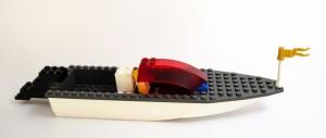 Speedbåt laget av Michael A.
