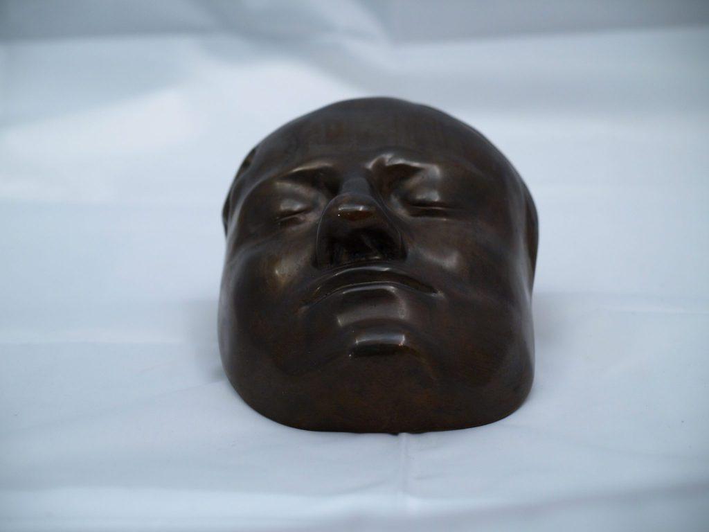 Dødsmaske til Karl XII.