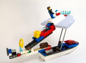 Jetbåt laget av Quan
