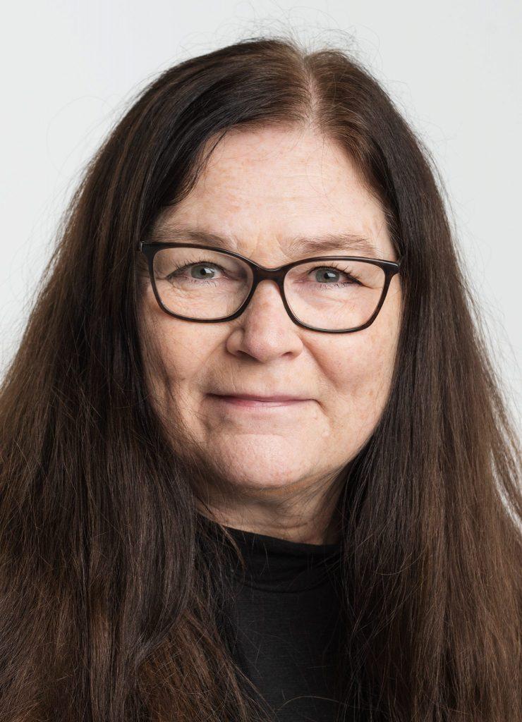 Kristin Søhoel. (Foto Øyvind Andersen, Østfoldmuseene)