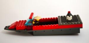 Kinesisk frakteskip laget av Simon