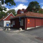 Verket 20 ligger like ved Konventionsgaarden rett etter Storebro. Foto: Bjørg Holsvik / Østfoldmuseene