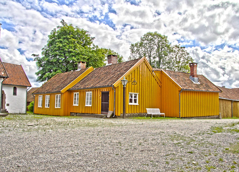 Aarslandstua. Foto: E. Nordenhaug